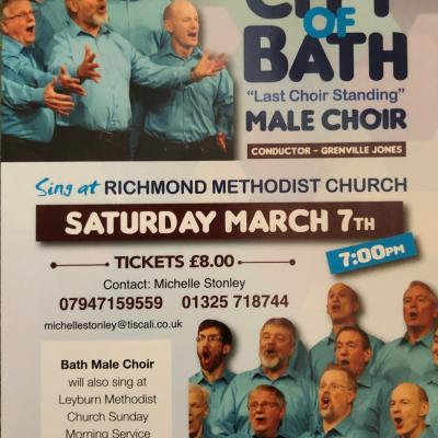 Bath Male Voice Choir