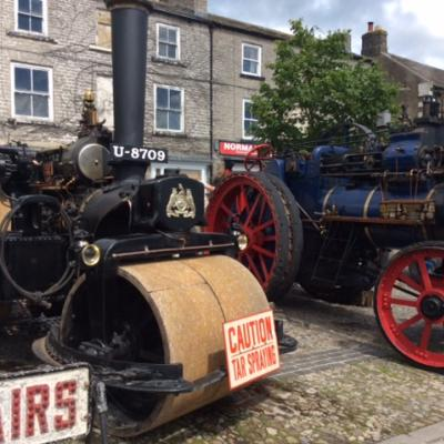 Leyburn Vehicles
