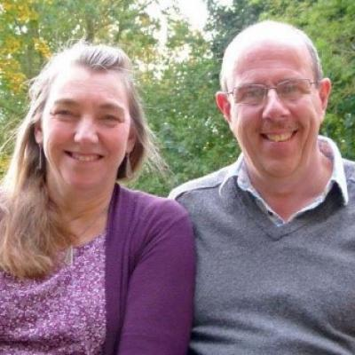 Simon and Grace Stretton-Downes